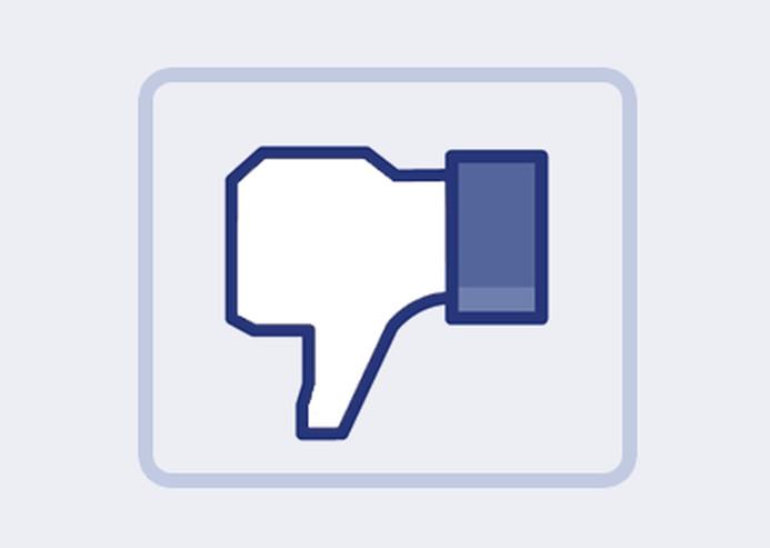 Dislike – Daumen runter