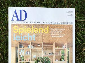 Architectural Digest, Ausgabe Juni 2006