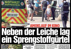 """Bericht in """"Bild"""" am 24.6.2016"""