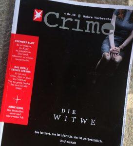 """""""Stern Crime"""""""