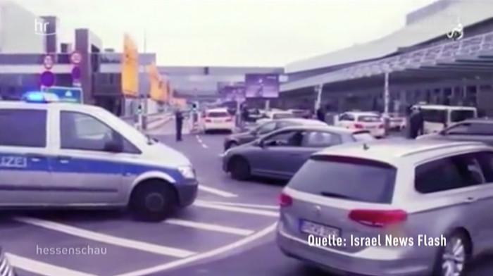 Der Flughafen im Terror-Video