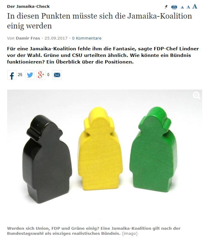 Schwarzes, gelbes und grünes Holzmännchen