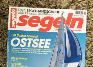 """""""Segeln"""" Ausgabe 06/2016"""
