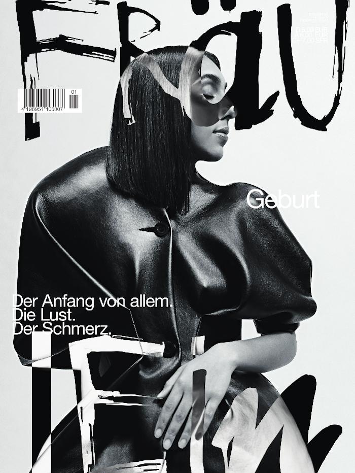 """Das Cover des Magazins """"Fräulein"""""""