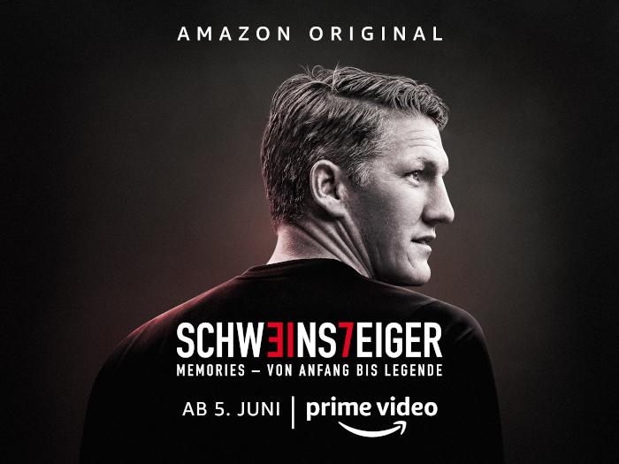 """Das Cover zum Film """"Schweinsteiger"""""""
