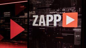 Das Logo des NDR-Magazins Zapp