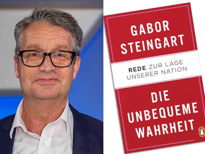 Gabor Steingart und sein Buch Die unbequeme Wahrheit