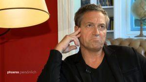 """Dieter Nuhr in der Sendung """"phoenix persönlich"""""""