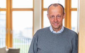 CDU-Politiker Friedrich Merz