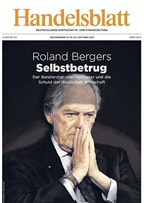 Roland Bergers Selbstbetrug