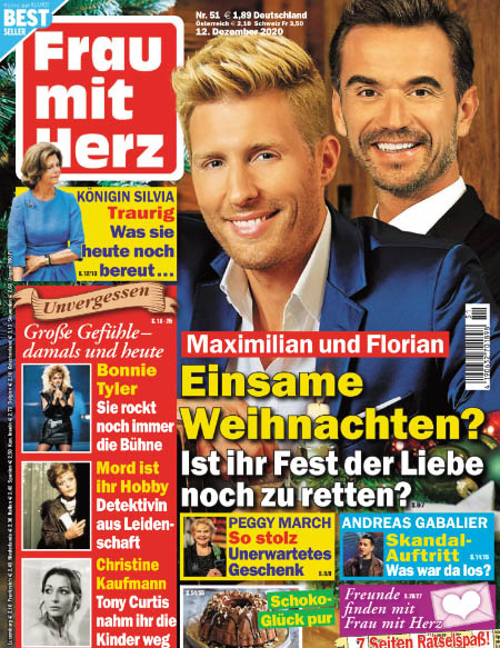 Maximilian und Florian - Einsame Weihnachten? Ist ihr Fest der Liebe noch zu retten?