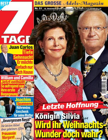 Letzte Hoffnung - Königin Silvia - Wird ihr Weihnachts-Wunder doch noch wahr?