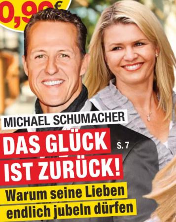 Michael Schumacher - Das Glück ist zurück! - Warum seine Lieben endlich jubeln dürfen