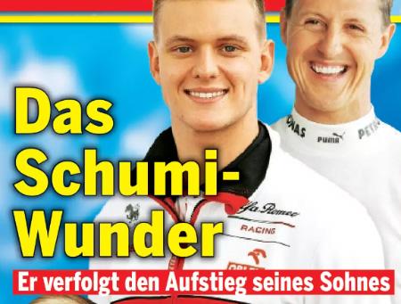 Das Schumi-Wunder - Er verfolgt den Aufstieg seines Sohnes