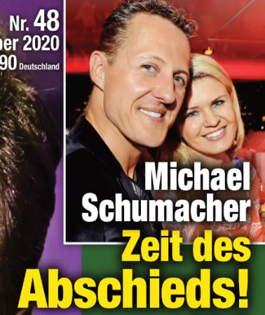 Michael Schumacher - Zeit des Abschieds!