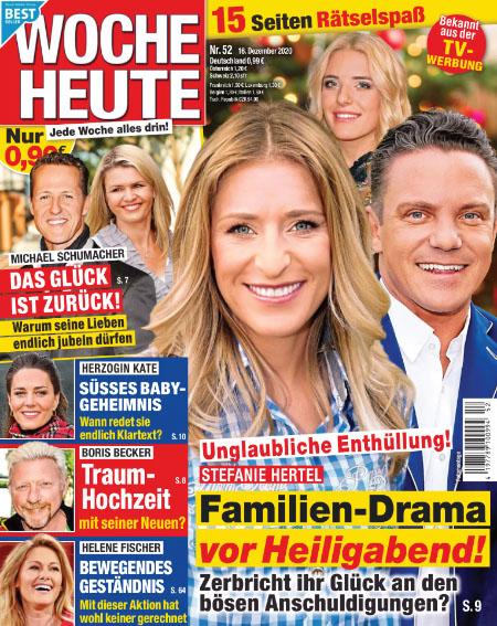 Unglaubliche Enthüllung! - Stefanie Hertel - Familien-Drama vor Heiligabend! Zerbricht ihr Glück an den bösen Scnhuldigungen?
