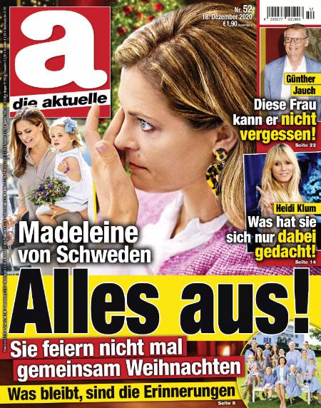 Madeleine von Schweden - Alles aus! - Sie feiern nicht mal gemeinsam Weihnachten - Was bleibt, sind die Erinnerungen