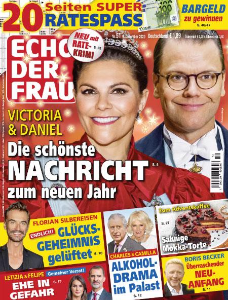 Victoria & Daniel - Die schönste Nachricht zum neuen Jahr