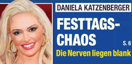 Daniela Katzenberger - Festtags-Chaos - Die Nerven liegen blank