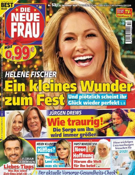 Helene Fischer - Ein kleines Wunder zum Fest - Und plötzlich scheint ihr Glück wieder perfekt