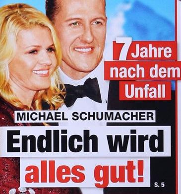 7 Jahre nach dem Unfall - Michael Schumacher - Endlich wird alles gut!