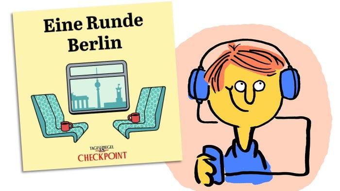 """Podcastkritik """"Eine Runde Berlin"""""""