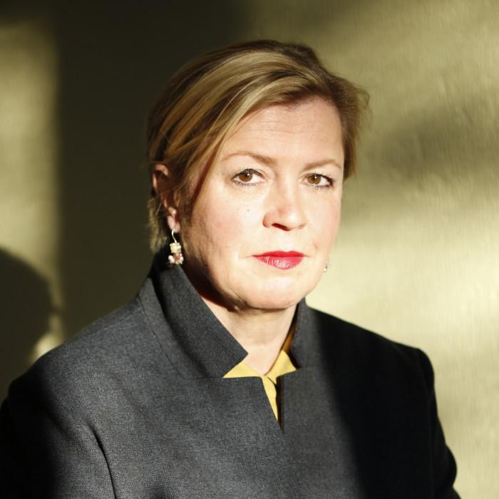 Die Journalistin Anja Maier