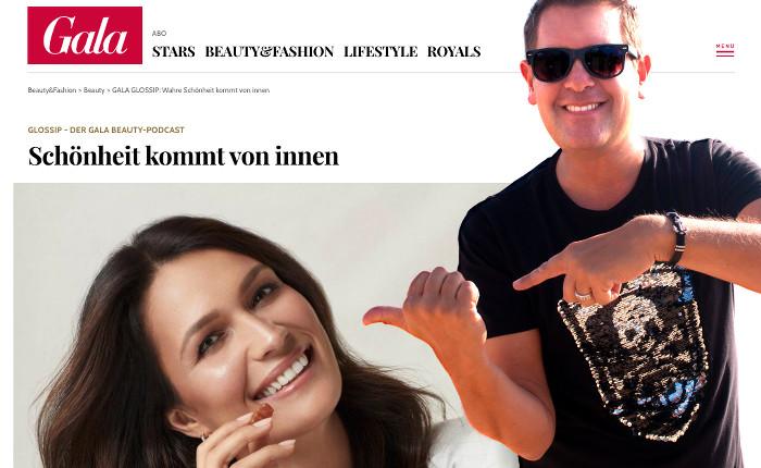 Peter Wackel und ein Kollagen-Shot zum Frauentag? Nee, is klar! | Übermedien