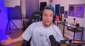 Screenshot aus einem Video von Rezo