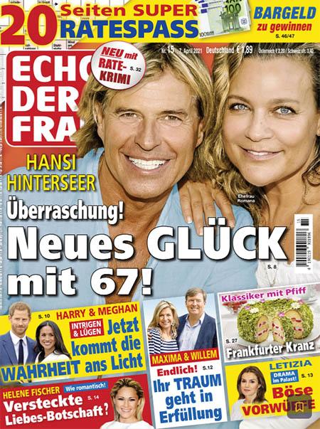 Hansi Hinterseer - Überraschung! - Neues Glück mit 67!