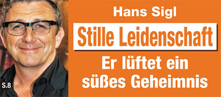 Hans Sigl - Stille Leidenschaft - Er lüftet ein süßes Geheimnis