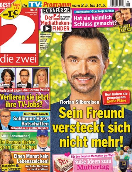 Florian Silbereisen - Sein Freund versteckt sich nicht mehr! - Nun haben sie gemeinsame große Pläne