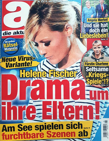 Neue Virus-Variante! - Helene Fischer - Drama um ihre Eltern! - Am See spielen sich furchtbare Szenen ab