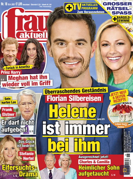 Überraschendes Geständnis - Florian Silbereisen - Helene ist immer bei ihm