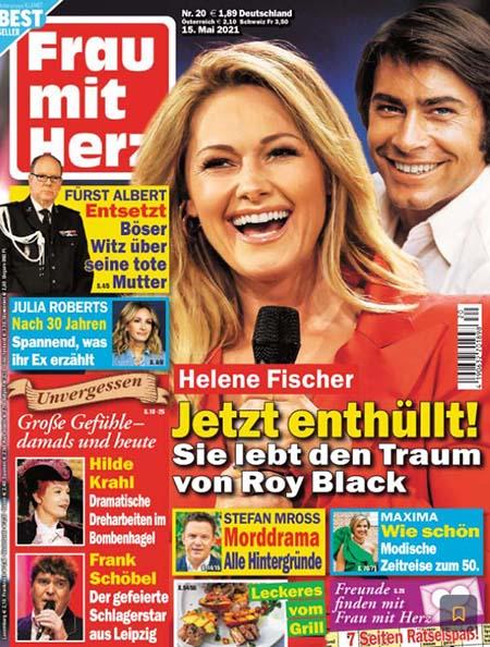 Helene Fischer - Jetzt enthüllt - Sie lebt den Traum von Roy Black