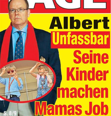 Albert - Unfassbar - Seine Kinder machen Mamas Job