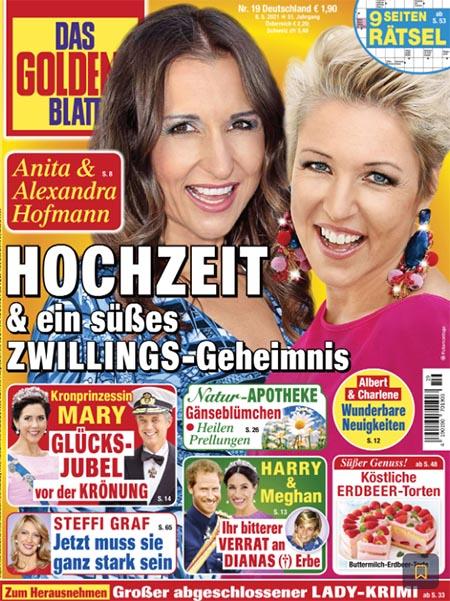 Anita & Alexandra Hofmann - Hochzeit & ein süßes Zwillings-Geheimnis