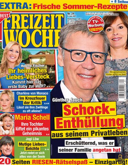 Günther Jauch - Schock-Enthüllung aus seinem Privatleben - Erschütternd, was er seiner Familie angetan hat