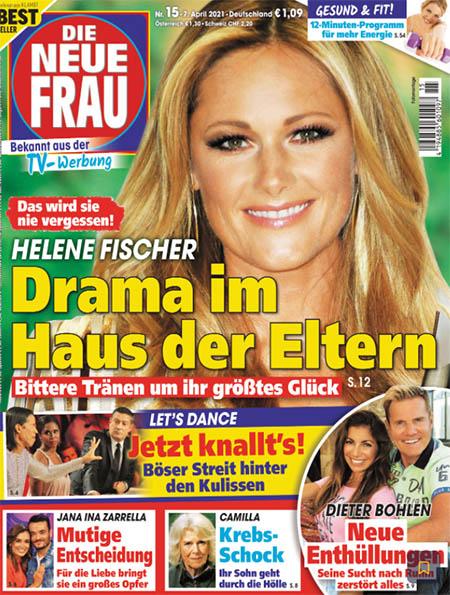 Das wird sie nie vergessen - Helene Fischer - Drama im Haus der Eltern - Bittere Tränen um ihr größtes Glück