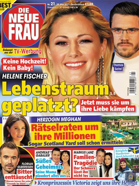 Keine Hochzeit! Kein Baby! - Helene Fischer - Lebenstraum geplatzt? - Jetzt muss sie um ihre Liebe kämpfen