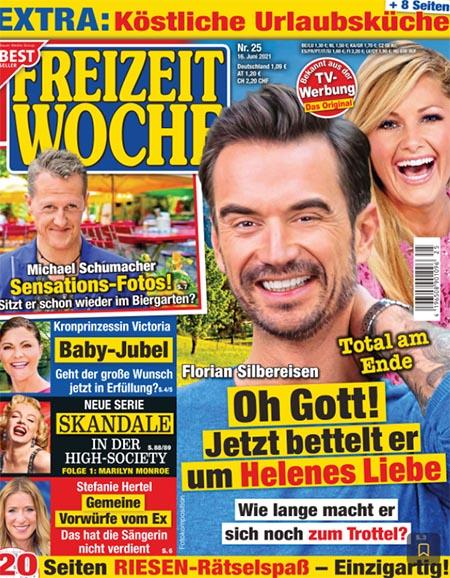 Total am Ende - Florian Silbereisen - Oh Gott! Jetzt bettelt er um Helenes Liebe - Wie lange macht er sich noch zum Trottel?