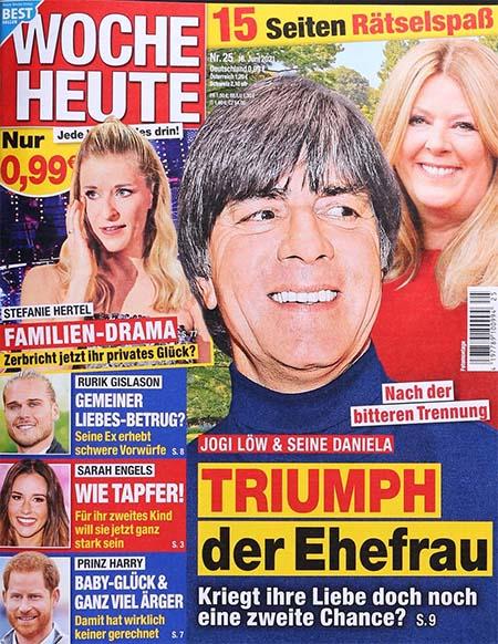 Nach der bitteren Trennung - Jogi Löw & seine Daniela - Triumph der Ehefrau - Kriegt ihre Liebe doch noch eine zweite Chance?
