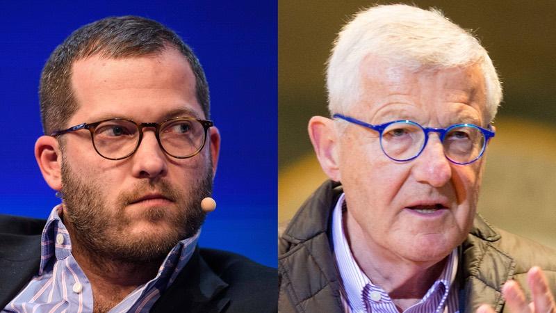 Julian Reichelt, Dirk Ippen