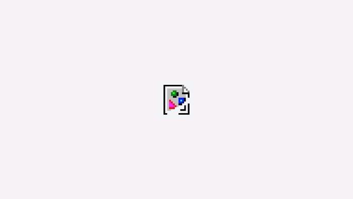Icon für Bild, das nicht angezeigt werden kann