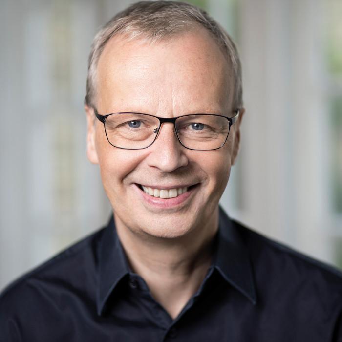 Der Fußballjournalist Christoph Biermann