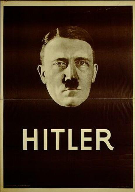 Wahlplakat der NSDAP zur Reichstagswahl im November 1932