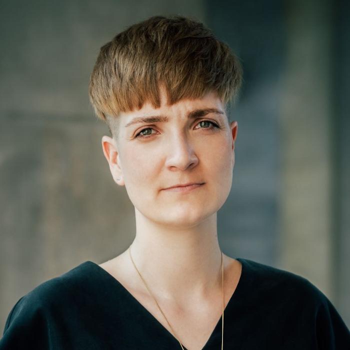 Übermedien-Autorin Sara Schurmann