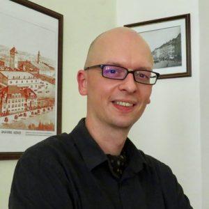 Wulfs Stibenz, Medienreferent des Görlitzer Oberbürgermeisters