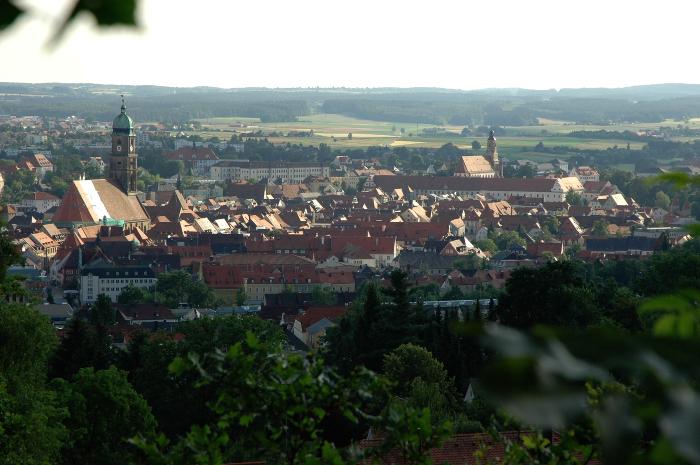 Amberg altstadt