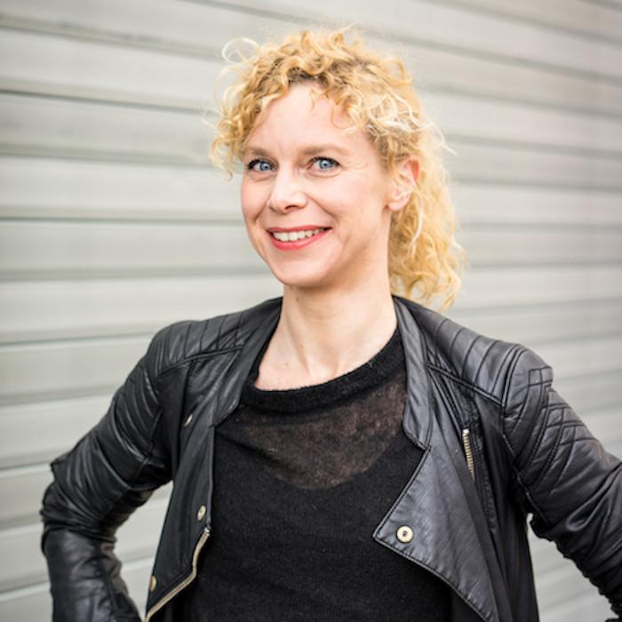 Übermedien-Autorin Anne Haeming